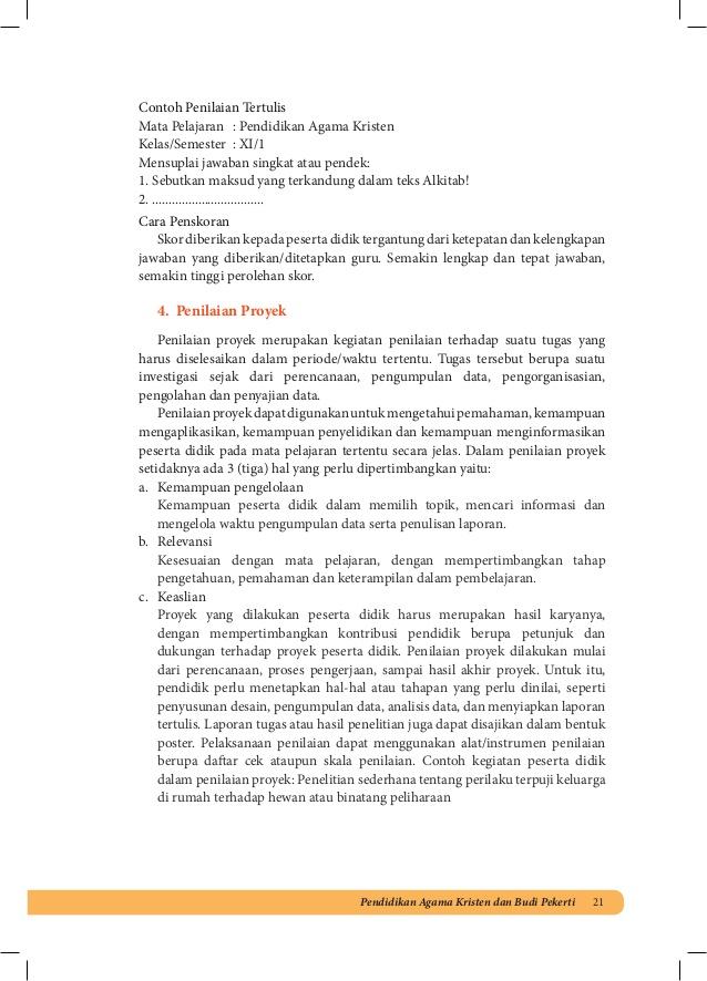 Soal Agama Katolik Kelas 7 Semester 2 Kurikulum 2013 - accusky